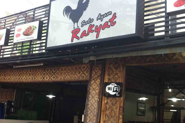 Soto Ayam di Jakarta