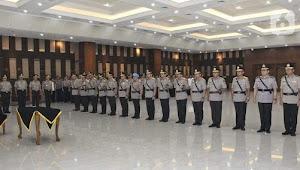 Kapolri pimpin upacara 8 Kapolda baru dan kenaikan pangkat inilah daftarnya