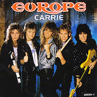 Carrie. Europe