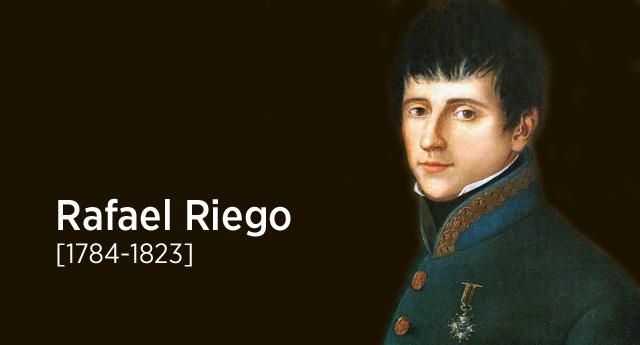 Condena y ejecución del general Rafael Riego