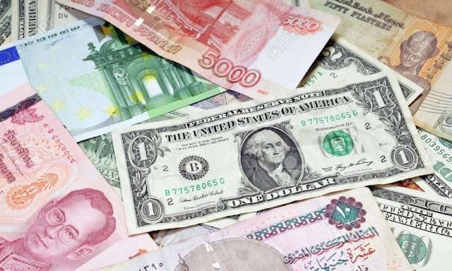 سعر الدولار والعملات الاجنبية اليوم الاربعاء 10 فبراير 2021