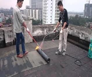 Công ty chống thấm dột tại Thái Bình
