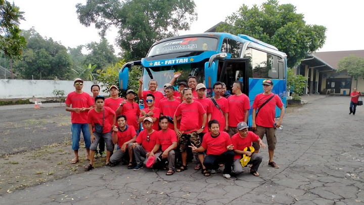 Sewa Bus Medium Jogja