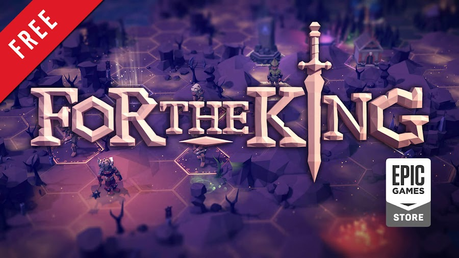 for the king free pc game epic games store 2018 strategic role-playing game ironoak games curve digital