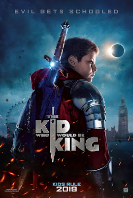 The Kid Who Would be King 2019 Dual Audio Hindi 720p BluRay 950mb