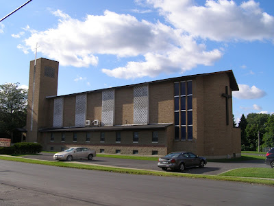 Atonement Lutheran Church, a Modern Landmark on the Southwest Side