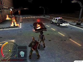 Urban Chaos 1 (PC) 2000