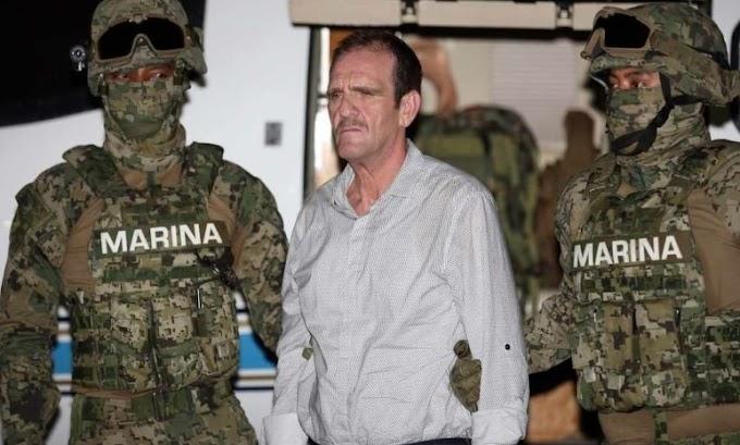 Arrestaron a EMMA CORONEL en EEUU pero en México ordenan liberar al Güero Palma