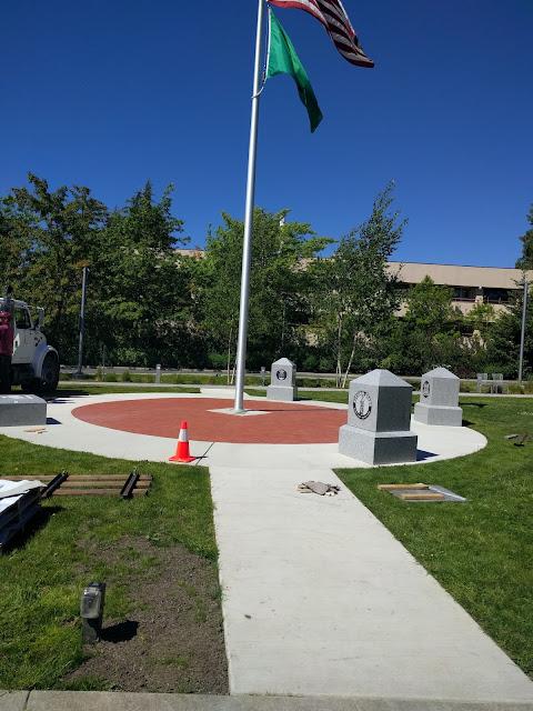 Shoreline Area News Veterans Dream Comes True Memorial