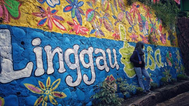 Kampung warna Warni Lubuklinggau