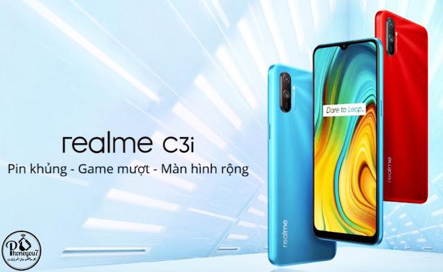 مراجعة سعر ومواصفات Realme C3i | مميزات وعيوب ريلمي سي 3 اي