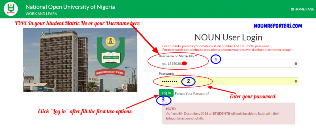 How To Download All NOUN Past Questions in 12 Minutes