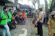 Jelang Buka Puasa, Polsek Medan Helvetia Bersama Tiga Pilar Himbau Masyarakat Terkait Pandemi Covid 19