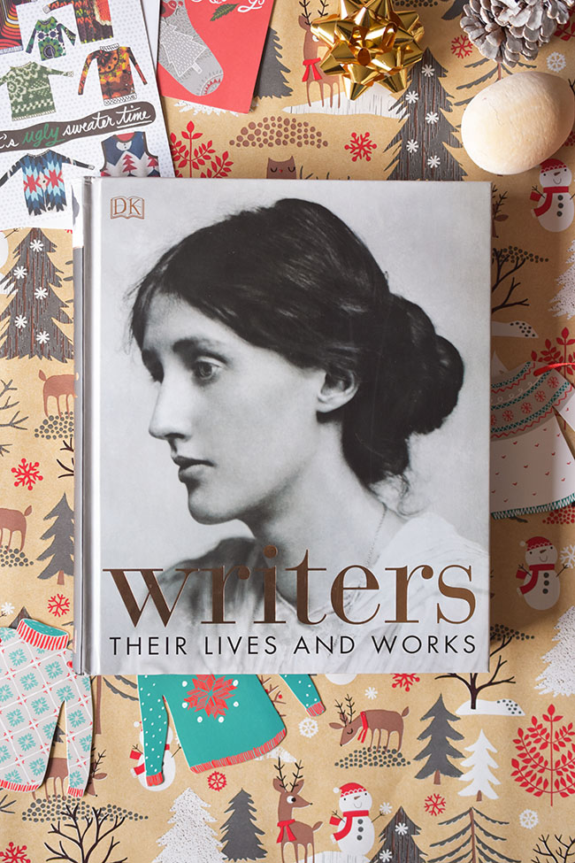 Writers: Their Lives and Works, book cover