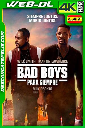 Bad Boys Para Siempre (2020) 4k WEB-DL HDR Latino – Ingles