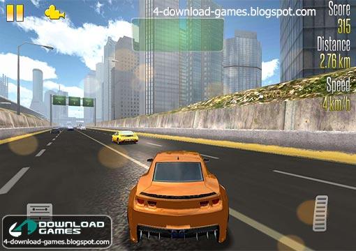 لعبة سباق الطريق السريع Highway Racer
