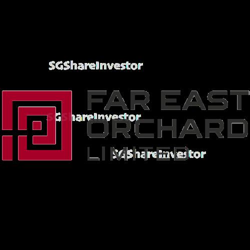 FAR EAST ORCHARD LIMITED (SGX:O10) @ SGinvestors.io