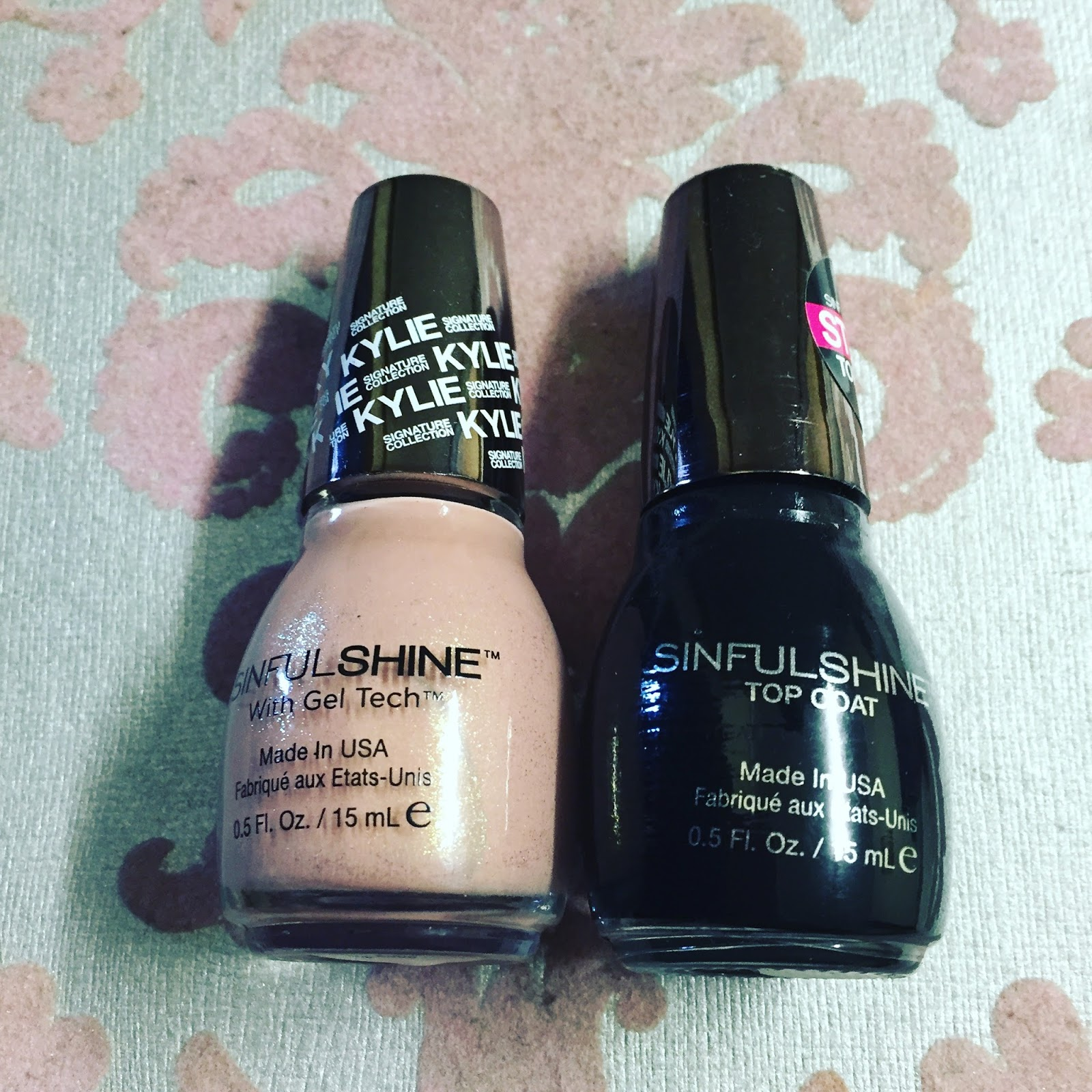Kylie Jenner\'s Sinful Shine Signature Collection King Kylie in ...