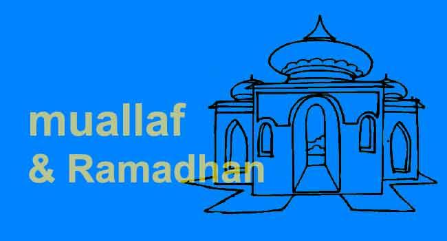 Begini Cara Mualaf Menyambut Ramadhan