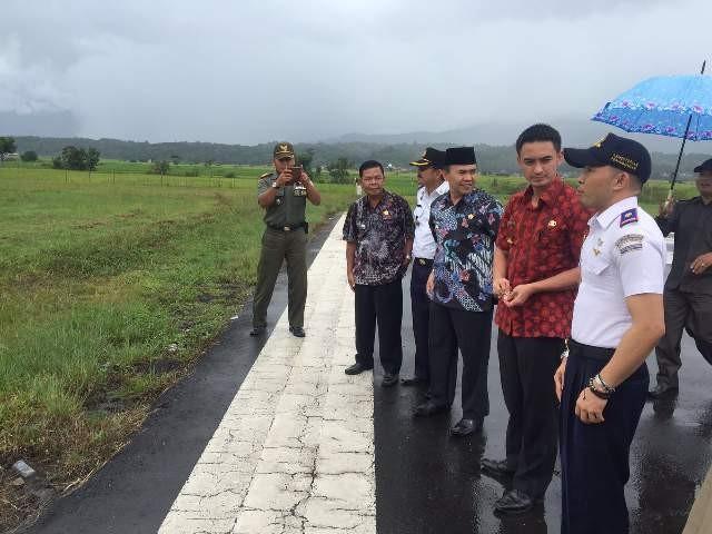 Zola Komit Lanjutkan Instruksi Presiden Soal Bandara Kerinci, Ajak Bupati Temui Menhub