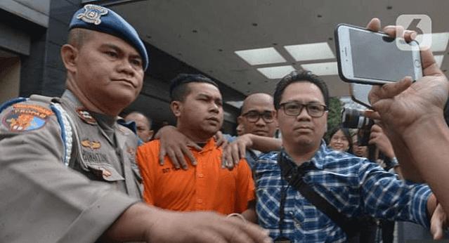 2 Tersangka Pelaku Penyiram Air Keras Terhadap Penyidik Senior KPK