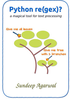 Download PDF Python re(gex)? A Magical Tool for Text Processing by Sundeep Agarwal