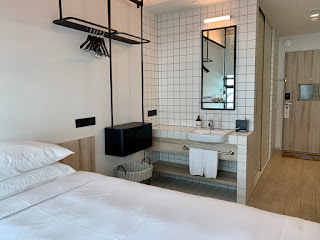 Room interior at lyf Funan