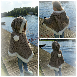 Made By Mg Poncho Met Col