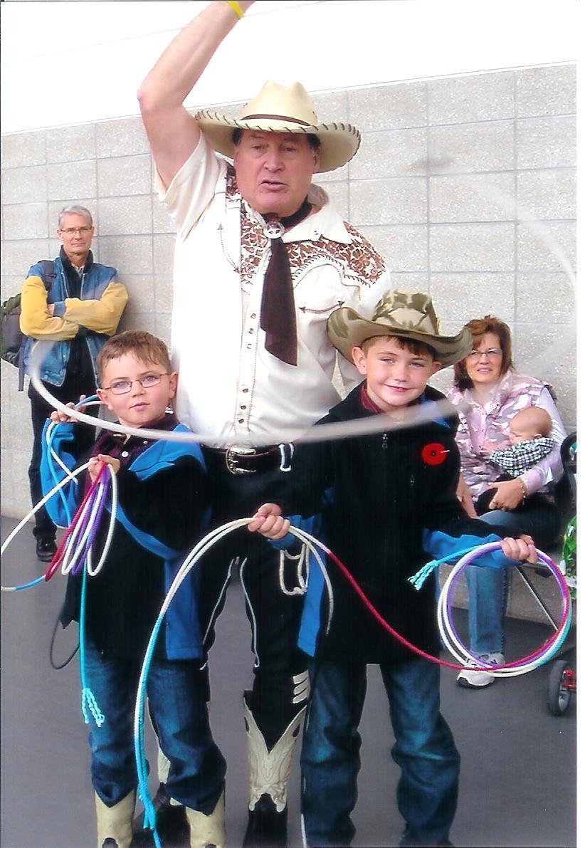 Comedy Cowboy 2011 Canadian Finals Rodeo