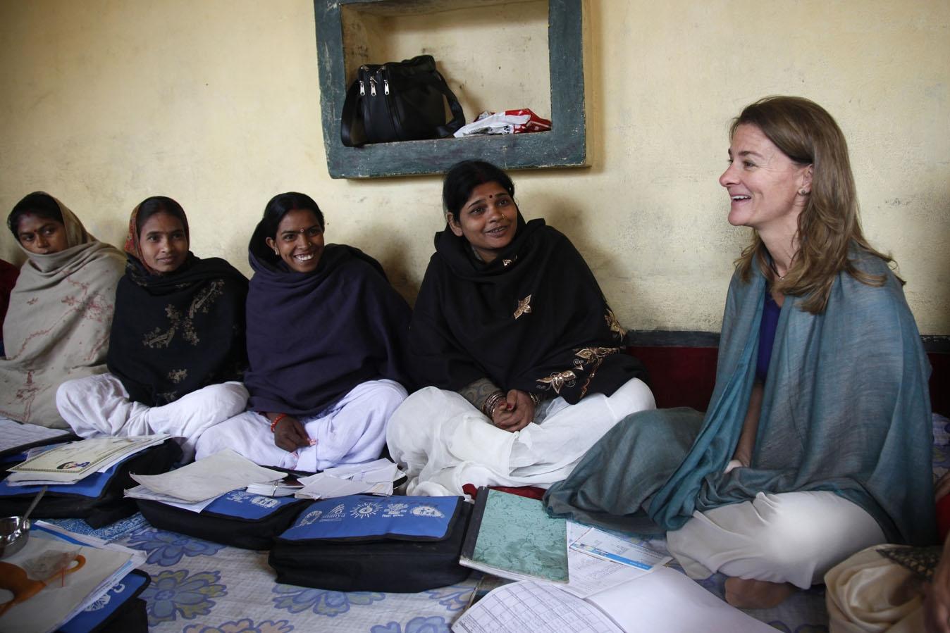 Melinda Gates dan Pemberdayaan Perempuan yang Mengubah Dunia