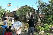 Diterjang Angin Kencang, Puluhan Rumah Warga Rusak