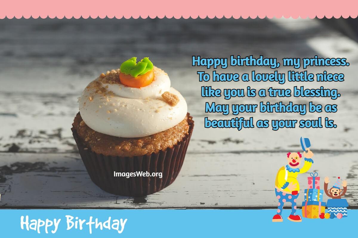 Happy Birthday Wishes for Niece