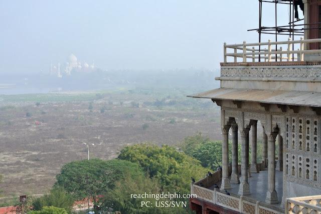 Musamman Burz, Agra Fort