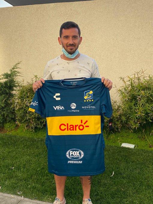 Oficial: Everton Viña del Mar, renueva Juan Cuevas