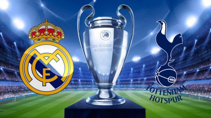 Real Madrid Vs Tottenham Live Streaming