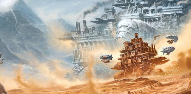 sixty minute war mortal engines