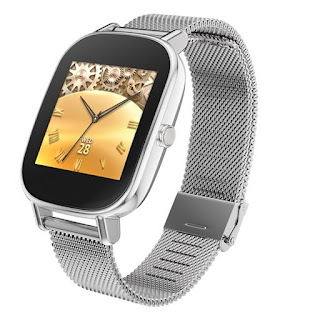 Asus Zenwatch 2 WI501Q Metal Band 18mm - Silver