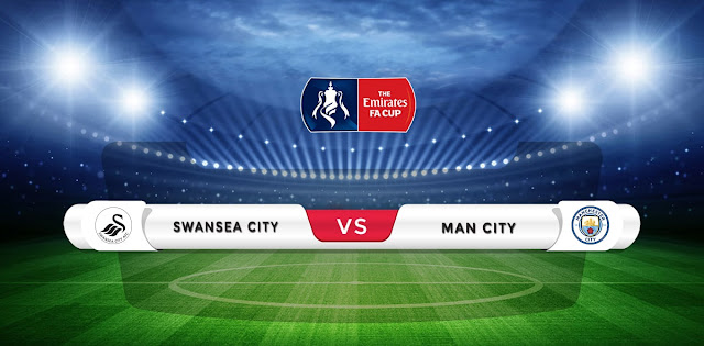Swansea vs Manchester City Prediction & Match Preview