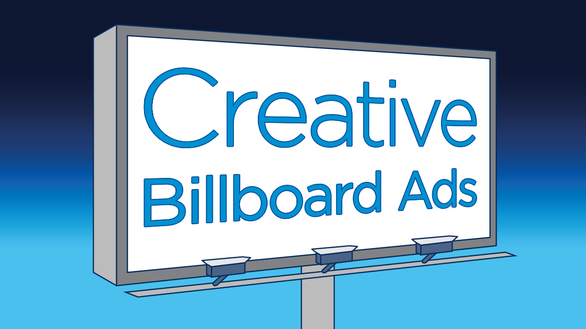 Creative Billboard Ads
