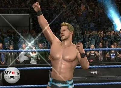 ماذا عن تحميل لعبة WWE Smackdown Vs Raw 2010 للكمبيوتر برابط مباشر من ميديا فاير