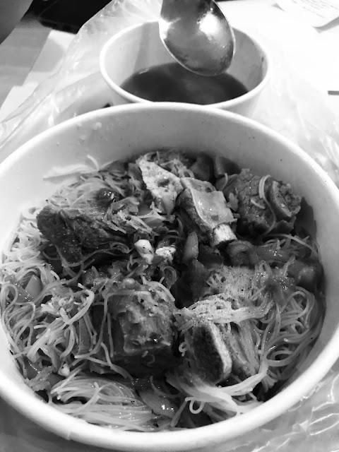 Da Shi Jia, prawn noodles
