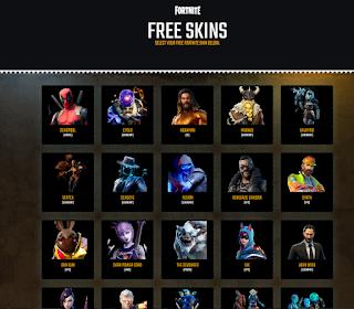 Fortgag.com | Free Skins Fortnite From Fortgag .com