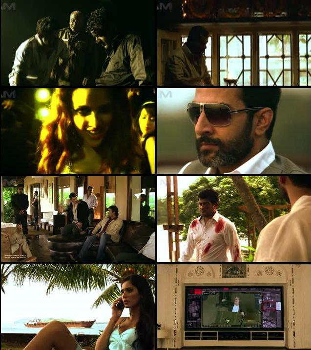 Billa 2 (2014) Hindi Dubbed 720p WEBRip