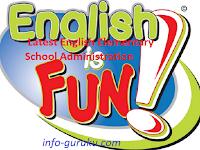 Administrasi Bahasa Inggris SD Terbaru