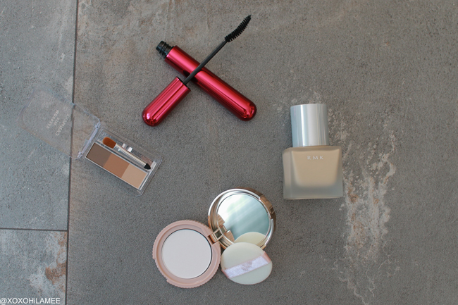 Japanese Fashion blogger,Mizhuo K,Whats NEW IN September,CANMAKE,FLOWFUSHI,RMK cosme