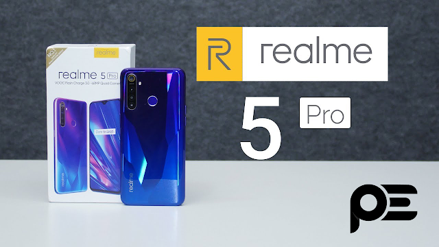 سعرومواصفات هاتف Realme 5 Pro | وأهم مميزاته وعيوبه