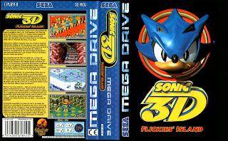 Sonic 3D Blast (BR) [ SMD ]