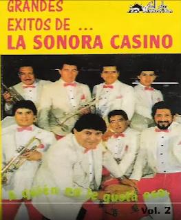 sonora casino grandes exitos volumen 2