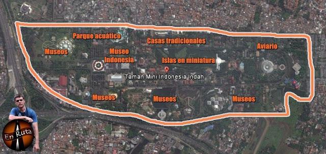 Taman-Mini-Mapa