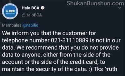 rekan saya yang ngechat saya kalau lagi darurat doang datang Waspadai Nomor Telepon +622131110889, Milik Siapa?